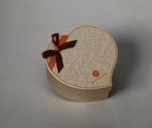心形礼品工艺盒